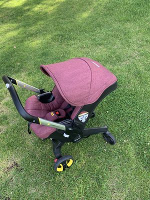 Doona car seat and stroller for Sale in Spokane Valley, WA