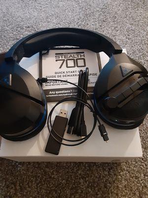 Turtle Beach Stealth 700 wireless Headset for Sale in Riverside, CA