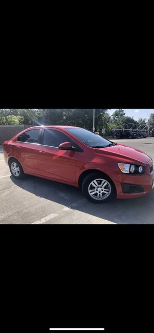 Chevy sonic for Sale in Dallas, TX