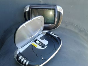Dual portable auto dvd player for Sale in Santee, CA