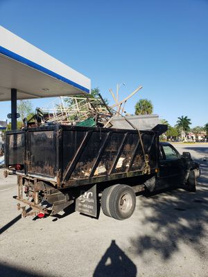 Scrap metal pick for free and trash removal for a fee for Sale in Miami, FL