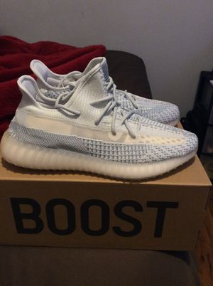 Adidas Yeezy Boost 350 V2 (Cloud White, Size 10) - $265 for Sale in New York, NY
