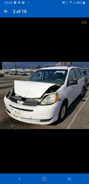 2005 Toyota Sienna PARTING OUT for Sale in Irwindale, CA