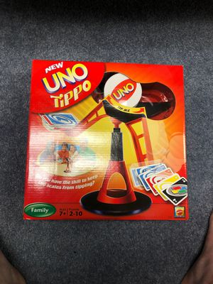 Uno Tippo game, card game, family for Sale in Dublin, OH