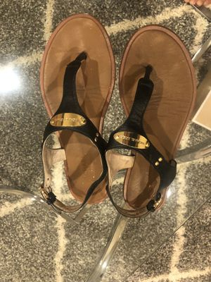 Michael Kors Sandals size 7 for Sale in Houston, TX