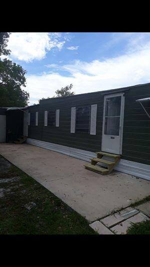Mobile trailer home for Sale in Orlando, FL