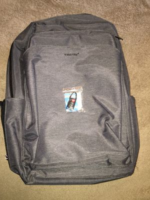 "New!! Laptop backpack 17"" anti theft with lock... $75 for Sale in Nashville, TN"