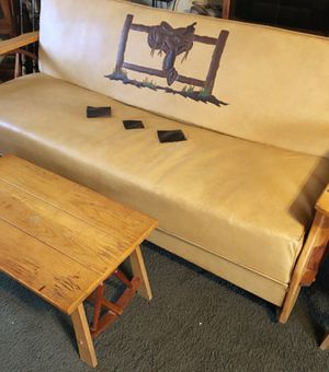 Vintage Southwestern furniture for Sale in Waterloo, IA