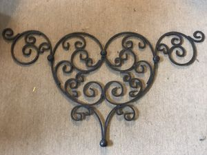 Iron Home Decor Wall Hanging for Sale in Denver, CO