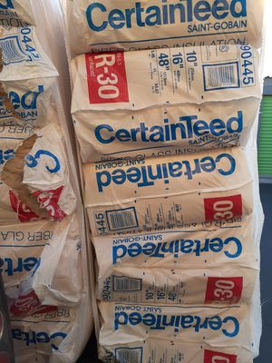 Insulation for ceiling R30X16 cover 58 square feet each bag the price is for each for Sale in Corona, CA
