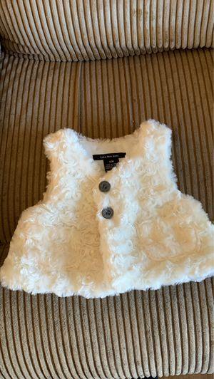 Calvin Klein fake fur vest. for Sale in Columbus, OH