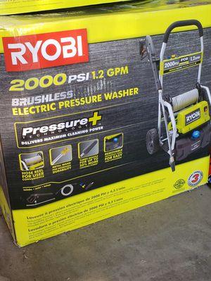 Ryobi brushless power washer for Sale in Fresno, CA