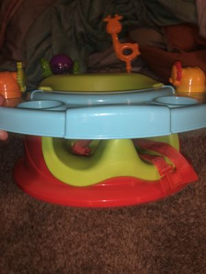 Booster Seat with Attachable Activity Center for Sale in Wells Branch, TX
