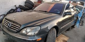 MERCEDES BENZ S500 PART,S FOR SALE..PARTING OUT... *2002....NO CATALITICS for Sale in Montebello, CA