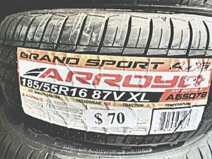 185 55 16 New Tires for Sale in San Bernardino, CA