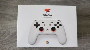 Google Stadia Premiere Edition - New In Box - Controller + Chromecast Ultra for Sale in Lutz, FL