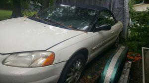 2002 chrysler sebring parts car for Sale in Fort Washington, MD