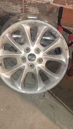 2 Rims for Sale in Mount Clare,  WV