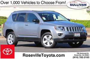 2016 Jeep Compass for Sale in Roseville, CA
