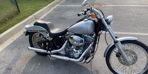 2001 Harley-Davidson Softail Standard FSXT for Sale in Frederick, MD