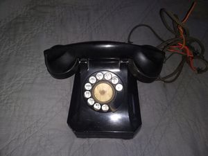 Stromberg and Carlson antique phone 1950 !!! for Sale in Squaw Valley, CA