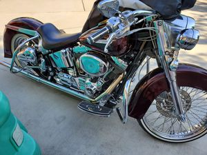 2006 Harley-Davidson Heritage Motorcycle lowrider for Sale in Pico Rivera, CA