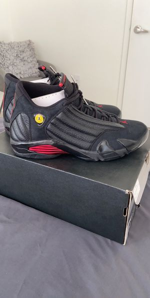Jordan 14 Last shot 2018 for Sale in Phoenix, AZ