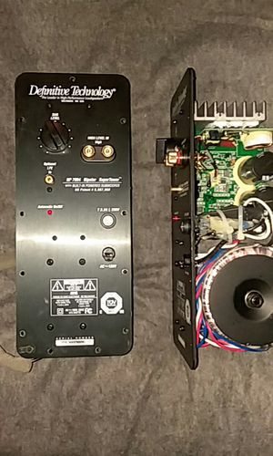 Subwoofer amps for do it yourselfer's for Sale in Columbus, OH