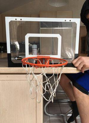 SKLZ Pro Mini Basketball Hoop for Sale in Ashland, MA