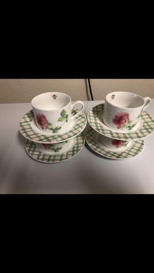 Beautiful Coffee/Tea Set (8 Piece) for Sale in Stockton, CA