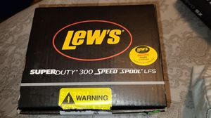 Lews super duty fishing reel for Sale in Tacoma, WA
