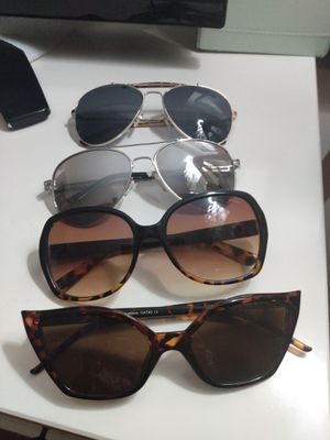 Sunglasses all $15 for Sale in Bridgeport, CT