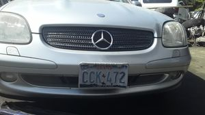Parting out Mercedes SLK for Sale in Houston, TX