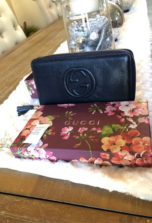 Gucci soho wallet for Sale in Temecula, CA