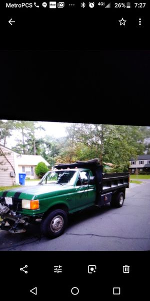 1988 f450 7,3 need motor dump truck must be towed away for Sale in Washington, DC