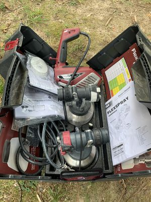 Handheld paint sprayer barely used for Sale in Loganville, GA
