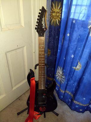Washburn WG-587 7-string guitar for Sale in Fort Wayne, IN