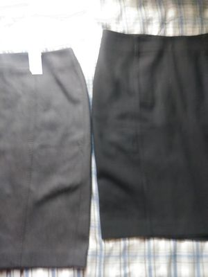 Ann Taylor Loft Pointe Pencil Skirts stitching on seams slits in back for Sale in Alexandria, VA