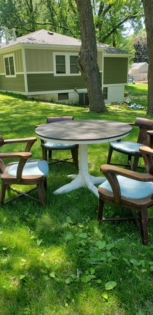 Kitchen table 4 chairs for Sale in Minneapolis, MN