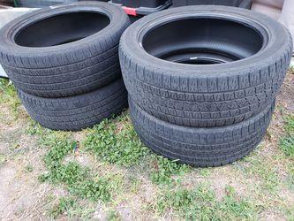 22in tires for Sale in San Antonio,  TX