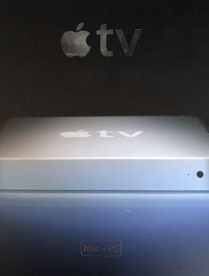 Original Apple Mac TV MINT condition collectors vintage PLUS built in WiFi extender for Sale in Elgin, IL