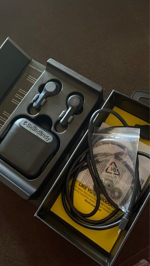 Skullcandy Indy Wireless Earbuds for Sale in Seattle, WA