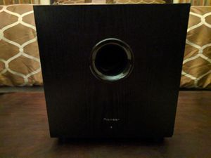 Pioneer SW-8 Powered Subwoofer for Sale in St. Louis, MO