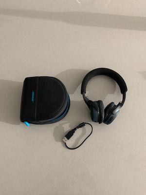 Bose SoundLink Wireless Headphones for Sale in Seattle, WA