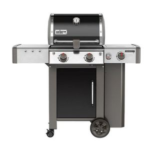 Weber Genesis II LX E-240 2-Burner Propane Gas Grill in Black with Built-In Thermometer and Grill Light for Sale in Houston, TX