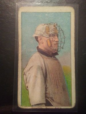 "1909-1911 Mike ""Doc"" Powers T206 Piedmont Tobacco Baseball Card for Sale for sale  Las Vegas, NV"