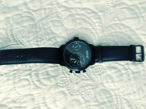 Original August leather wristwatch for Sale in Atlanta, GA