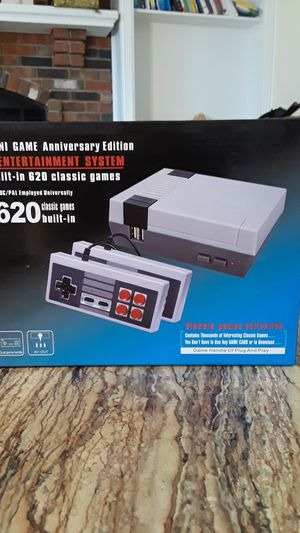 620 Classis Games in 1 system for Sale in St. Louis, MO