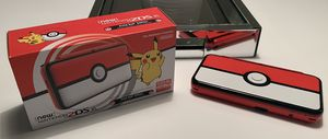 Nintendo New 2DS XL - Poke Ball Edition + 10 games for Sale in Bay Lake, FL