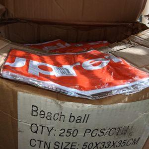 Bulk Supreme Beach Balls 250+ for Sale in Atlanta, GA